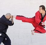 Paul Zadro President (International Sport Karate Association, Australia)